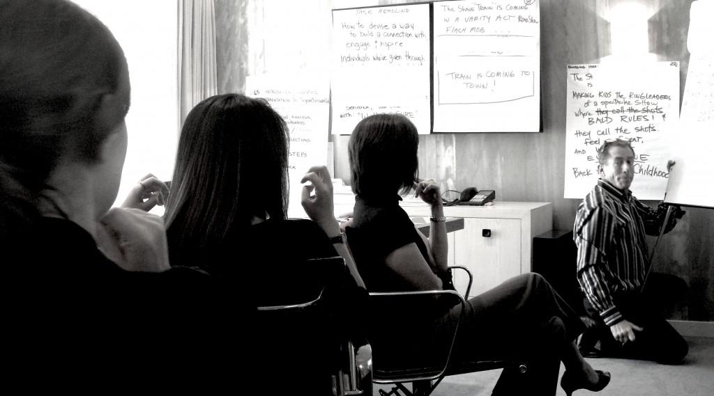 Innovation Training, Synectics Innovation Process