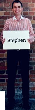 Stephen Baines, innovate, innovative solutions, innovative ideas